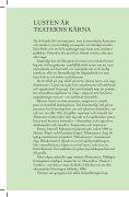 FÖR ALLA SINNEN SCENKONST - Caroline Alesmarks - Page 4