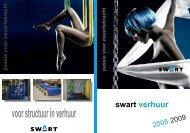 door onze verhuur catalogus 2008-2009 - Swart BV Technisch ...