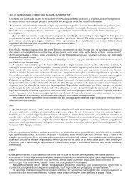 3.2 OS GÉNEROS DA LITERATURA INFANTIL: A NARRATIVA O ...