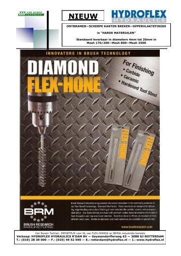 Standaard leverbaar in diameters 4mm tot 20mm in - Hydroflex ...