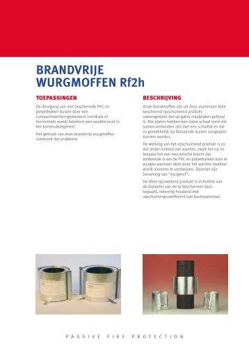 BRANDVRIJE WURGMOFFEN Rf2h - Fire-Proof bvba
