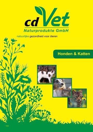 cdVet Hond & Kat 2011 - Perfect Natural Solutions