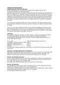 Grävningsbestämmelser för Ovanåkers kommun - Page 7
