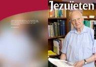nr. 31   herfst 2012 - Jezuiëten in Nederland en Vlaanderen