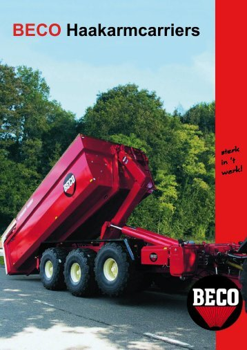 Beco Haakarm Carrier.Beco Magazines