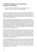 Svart på vitt om EU - Folkrörelsen Nej till EU - Page 6