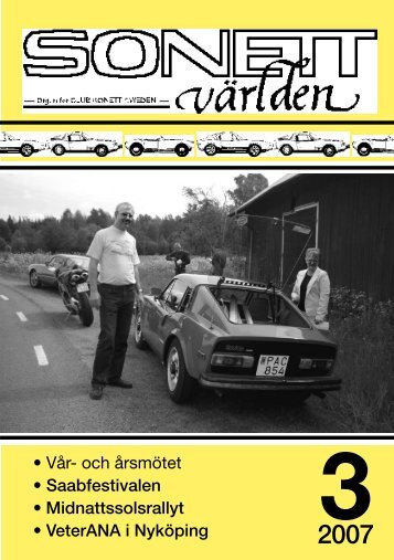 3 - Club Sonett Sweden