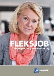 HK's pjece om de nye regler- Fleksjob