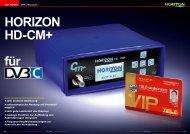 HORIZON HD-CM+ für