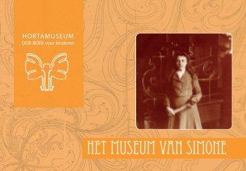 HET MUSEUM VAN SIMONE - Hortanima