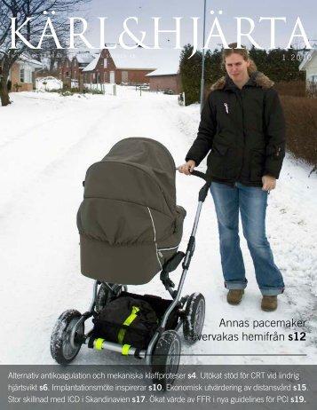 Annas pacemaker övervakas hemifrån s12 - Magnus Jonsson