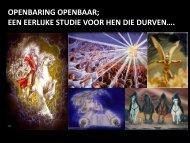 klik hier voor de Presentatie en Bijbelteksten - Kerk van de ...