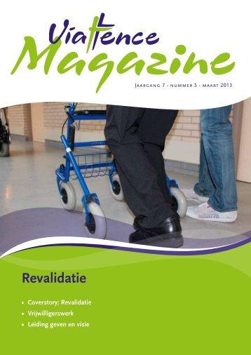 Magazine maart 2013 - Viattence