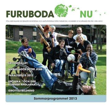 Läs tidningen här! - Furuboda folkhögskola