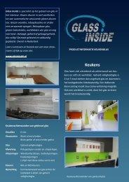 Keukens - GSF glasgroep