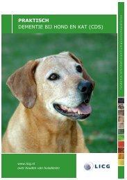 Dementie bij hond en kat (CDS) - LICG