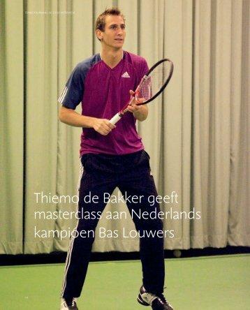 Thiemo de Bakker.pdf - Marcel Berendsen Communicatie