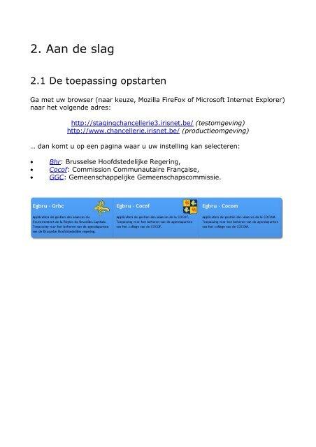 Kanselarij v3.0 handleiding.pdf - CIBG