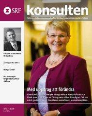 Konsulten nr 1 2010 - Sveriges Redovisningskonsulters Förbund SRF