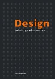 i rehab- og medicobranchen - Medicoindustrien