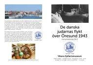 De danska judarnas flykt över Öresund 1943 - Danmark i Sverige