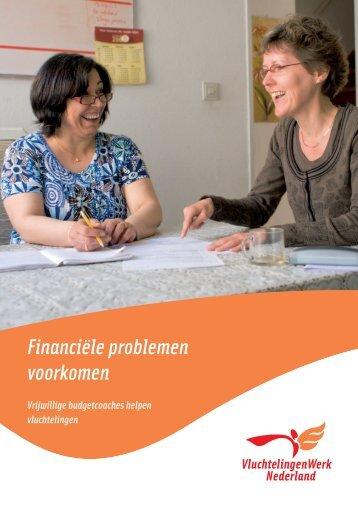 Financiële problemen voorkomen