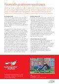 Financiële problemen voorkomen - Page 2