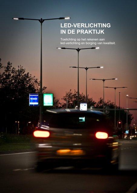 LED-VERLICHTING IN DE PRAKTIJK - Straatbeeld