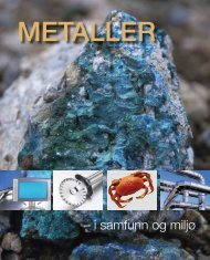 – i samfunn og miljø - Scandinavian Copper Development Association