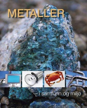 – i samfunn og miljø - Scandinavian Copper Development Association
