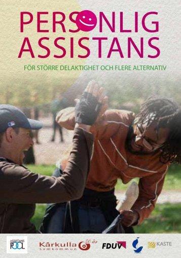 Personlig assistans - Kårkulla samkommun