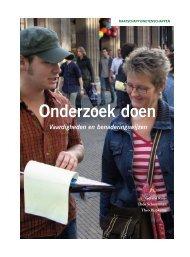 Onderzoek doen - Uitgeverij Essener