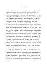 Grave Souls & Secrets, ODApark – 'Jim en ik' - Shira Keller