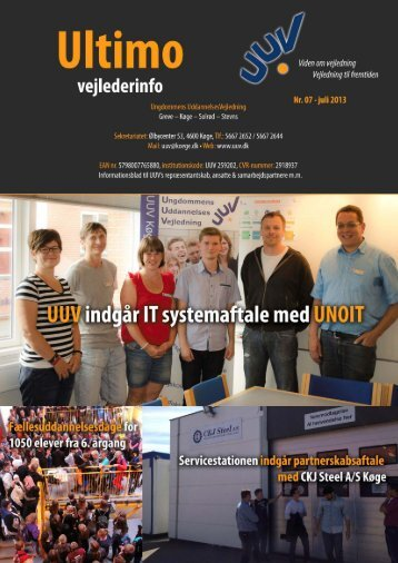 Ultimo - UUV Køge Bugt