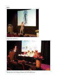 Foto's Dirigent Jules van Hessen Paneldiscussie onder ... - NVTK