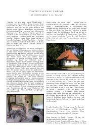 Taastrup Smedje. Artikel af N.M. Elling. 1931. - Nordfynsk.dk