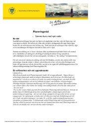 (Alviksskolan-planeringsråd- 100120) - Pedagog Stockholm