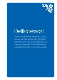 Delikatessost - Skånemejerier