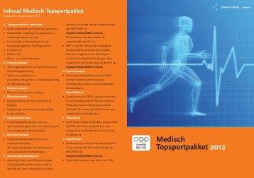 3114_NOC_MedischeTopSport_A5kaart 2012.indd - Nederlands ...
