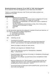 fra 19. juni - Vejlby-Strib-Røjleskov pastorat