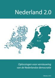 Nederland 2.0 - Leefbaar Rotterdam