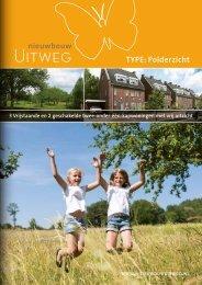 Woning brochure - Nieuwbouw Uitweg