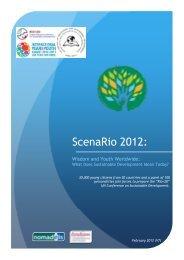download the presentation leaflet - Scenario 2012