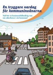 En tryggare vardag för kommuninvånarna