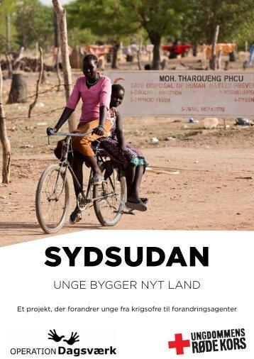 SYDSUDAN - Operation Dagsværk