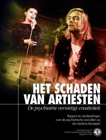 Het schaden van artiesten - Nederlands Comite voor de Rechten ...