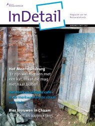 InDetail Magazine 7 - Nationaal Restauratiefonds