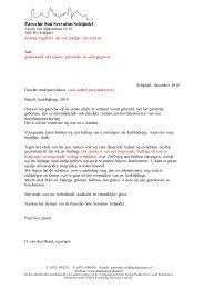 Parochie Sint Servatius Schijndel - Bisdom 's-Hertogenbosch