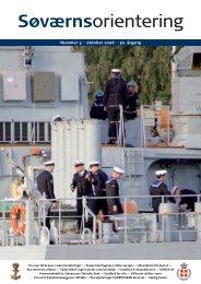 Søværnsorientering nr. 3 / 2006