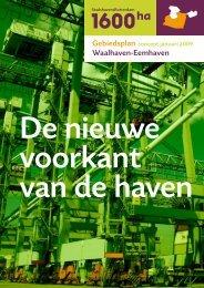 Klik hier om het gebiedsplan Waal-Eemhaven te downloaden.